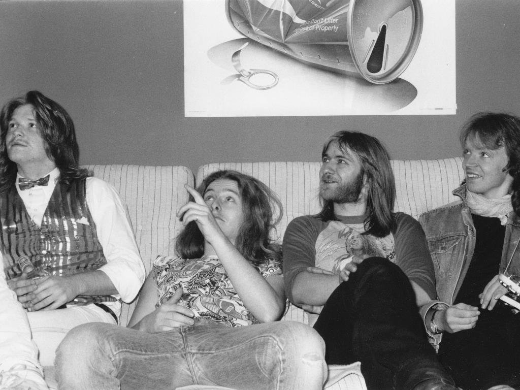 Bad Boys Band 1984 01